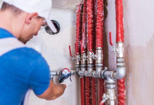 Plumbing Inspection Water Supply